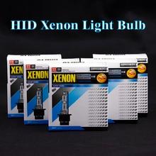 цена на 2pcs D1S D2S D3S D4S HID Bulbs CBI HID xenon headlight bulb 4200K 6000K 8000K D1 D2 D3 D4 D1R D2R D3R D4R headlamp light