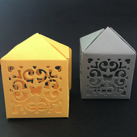 DC 130 Box Metal Cutting Dies For Scrapbooking Embossing Folder Craft Dies Cut Stencils For Gift