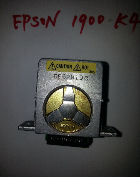 REFURBISHED FOR EPSON 1900 K4 PRINT HEAD