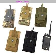 Нейлон чехол рация рация чехол радио сумка для Icom Kenwood для Motorola Yaesu Vextex Uv-5r аксессуары сумка для переноски чехол