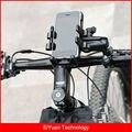 Велосипед Смартфон Велосипедное Крепление Держатель Стенд Мотоцикл Ячейки телефон Владельца Колыбель для 4 дюймов до 6 дюймов Сотовый телефоны
