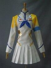 Японский Аниме Убить ла Убить Косплей Одежда Kiryuuin Сацуки костюм каваи милый школьная форма установить лолита косплей