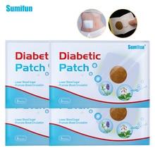 10bags=60pcs Diabetic Patch Diabetes Herbal Cure Lower Blood Glucose Treatment Sugar Balance Plaster D1794