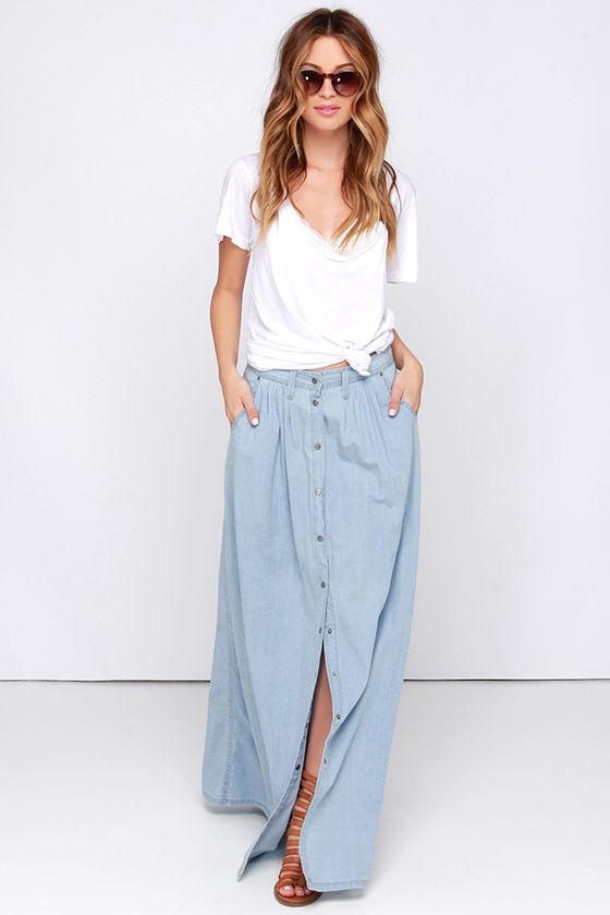 Tencel Denim Skirt Promotion-Shop for Promotional Tencel Denim ...