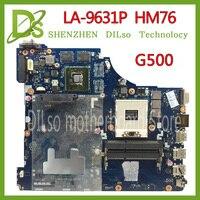 KEFU LA 9631P For Lenovo G500 Laptop Motherboard VIWGP GR LA 9631P REV 1 0 HM76