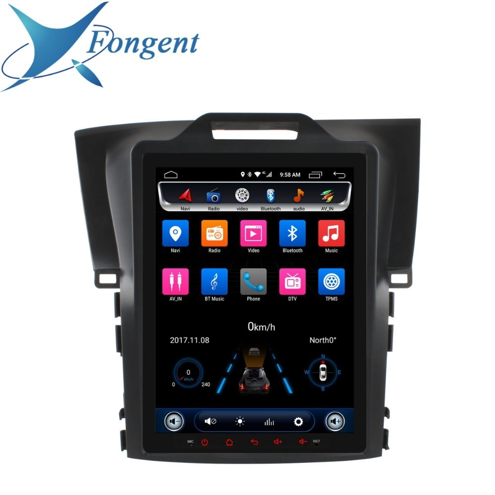 For Honda CRV 2012 2013 2014 2015 2016 Car GPS Navigator Android 2 Din Radio DVD Multimedia Player Intelligent Stereo Audio DAB+ 10 1 android car dvd multimedia player gps for nissan teana 2013 2014 2015 2016 altima car radio stereo navigator bluetooth