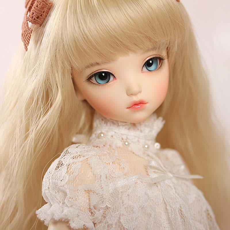 Top Quality 1/6 BJD Doll BJD/SD Fashion Cute Irenes Resin Doll Model With Eyes For Baby Girl Birthday Chrismas Gift Present