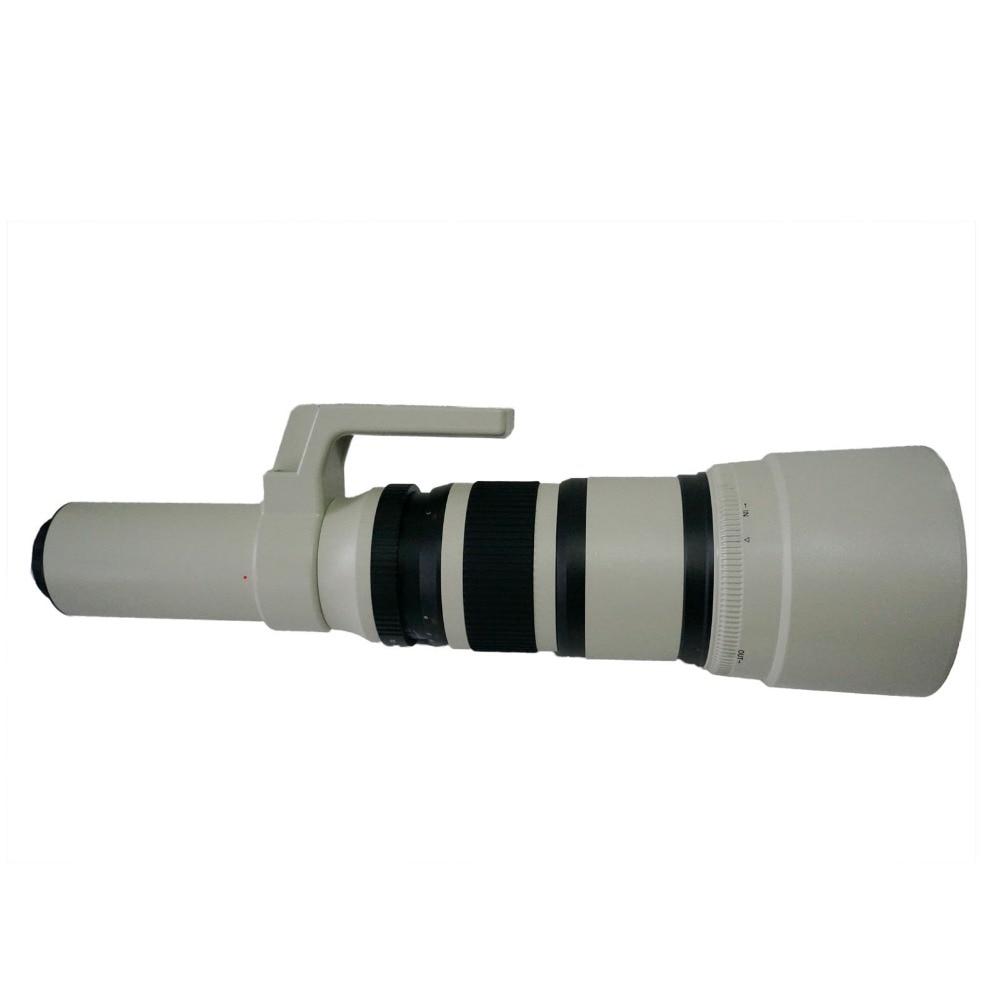 500 mm f / 6,3 telefoto fikseeritud esiklaas + tasuta T2 adapter - Kaamera ja foto - Foto 5