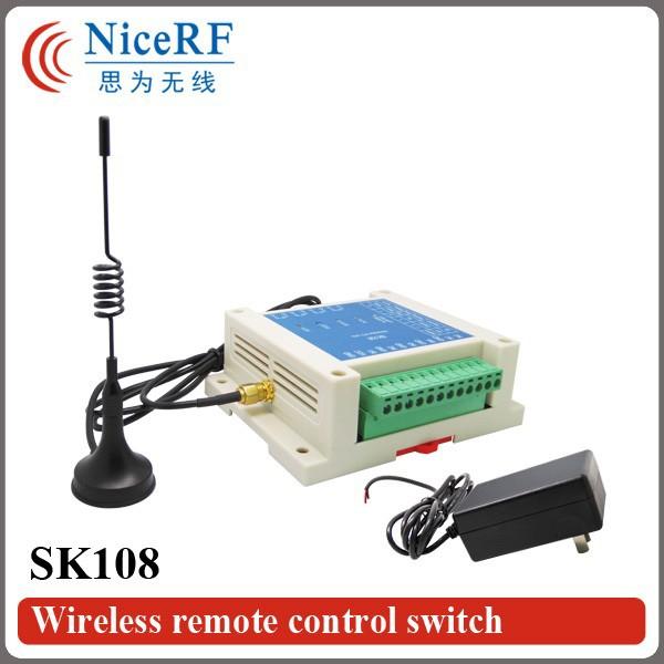 SK108-Wireless remote control switch-2