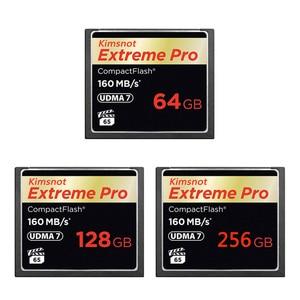 Image 5 - Kimsnot Extreme Pro 1067x Memory Card 128GB 256GB 64GB 32GB CompactFlash CF Card Compact Flash Card High Speed UDMA7 160MB/s