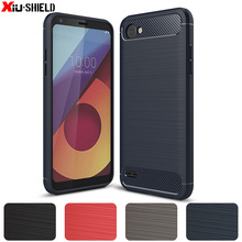 TPU Case for LG Q6 6Q Plus M700AN M700TV Soft Silicone Case Mobile Phon