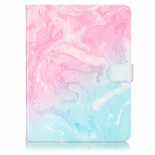 Universal 10 Inch Tablet Case Print Pattern Wallet Magnetic