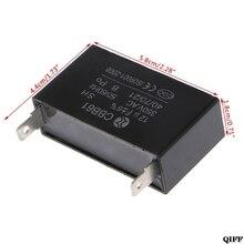 Прямая поставка& и черного цветов, на возраст 12 мкФ генератор конденсаторного типа генератор CBB61 12 мкФ 50/60Hz 350VAC вентиляторный двигатель APR29