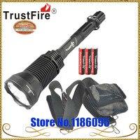 Trustfire X6 SST-90 CREE xm-u2 5-Режим 2300 люмен памяти светодиодный фонарик + бесплатная 3 шт. x 18650 перезаряжаемые Батарея