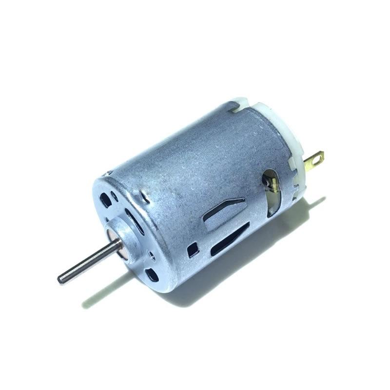цена на Diy Model Motor, 6V-12V Micro DC Motor, 385 Motor, Hair Dryer Motor