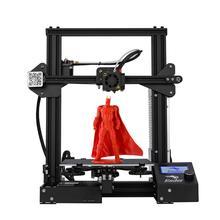 Новый Ender-3 3d принтер DIY набор V-slot prusa I3 Обновление возврат питания Ender-3X большой размер печати 220*220*250 Creality 3D