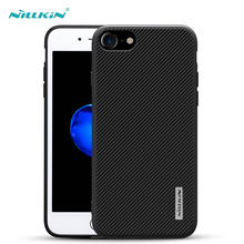 NILLKIN New Hard Case for iPhone 7 Ultra thin Back Cover for iPhone7 Phone Bag Case Protector Shell TPU PC Twill Style