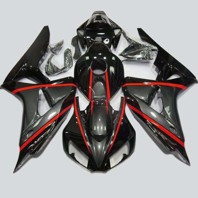 射出成形金型のフェアリングホンダcbr1000rr Cbr 1000 Rr 2006 2007 Cbr 1000rr 06 07オートバイフェアリングキットcbrペイン
