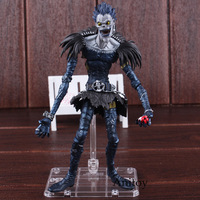 Anime Death Note Ryuk Deathnote Figure Ryuuku Figutto Item No.fg 009 PVC Action Figure Collection Model Toy Dolls Gift 19cm