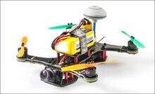 X160 Pro Micro Racer con 5.8G 32CH 200 mW Transmisor FPV 1/3 CMOS Lente Gran ARF