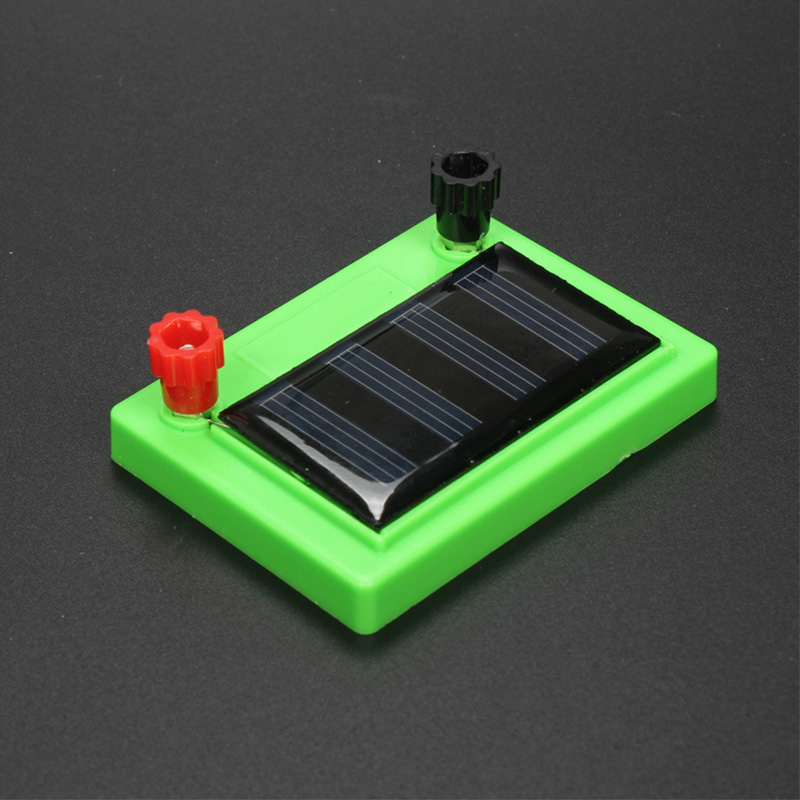 Physical And Electrical Experimental Equipment For Solar Panels