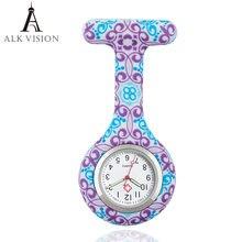 Alk vision fob силиконовые часы для медсестры доктора Подарок
