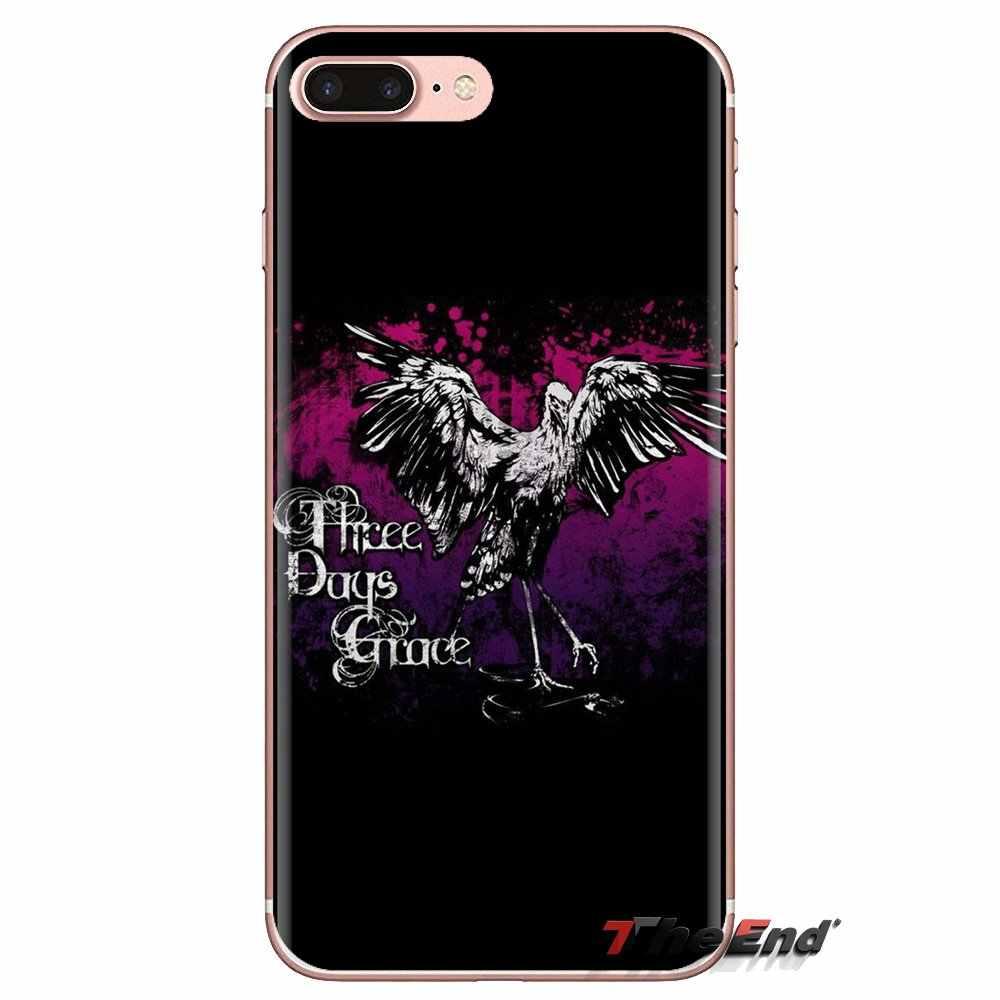 For Huawei Nova 2 3 2i 3i Y6 Y7 Y9 Prime Pro GR3 GR5 2017 2018 2019 Y5II Y6II Silicone Case Three Days Grace TDG 3DG HUMAN Album