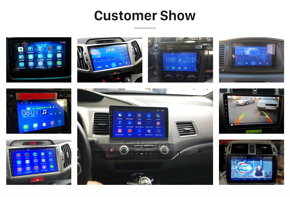 Pour Honda Acura Interior Trim Panel Board Tapis clips X10