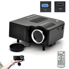 HIPERDEAL New Portable Multimedia LED Projector Home Cinema Theater Support AV VGA USB SD HDMI Black(China)