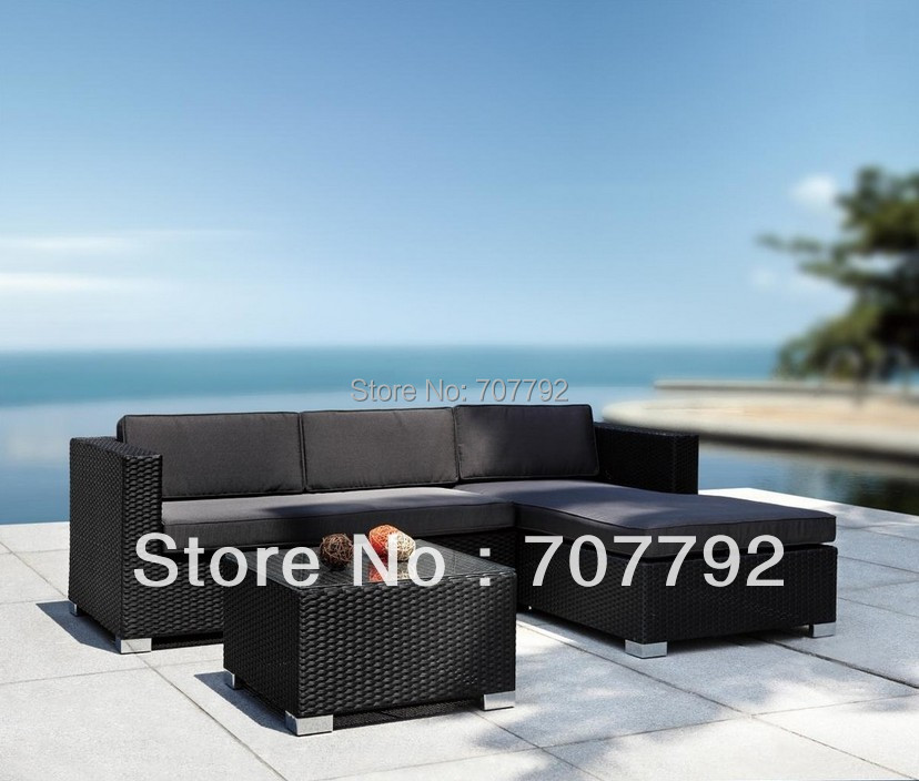 2016 Patio Furniture Outdoor Sofa And Lounge Chair(China (Mainland))