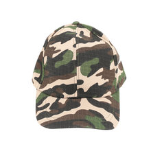 03b0aac5c Summer Fashion Simple Military Training Outdoor Sports Camouflage Cap Unisex  Casual Trendy All-match Sunshade Cap