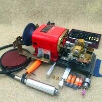 Jewelry Punching Machine Stone Beads Drilling Machine Jewelry Making Equipments Beading Polishing Tools 220V