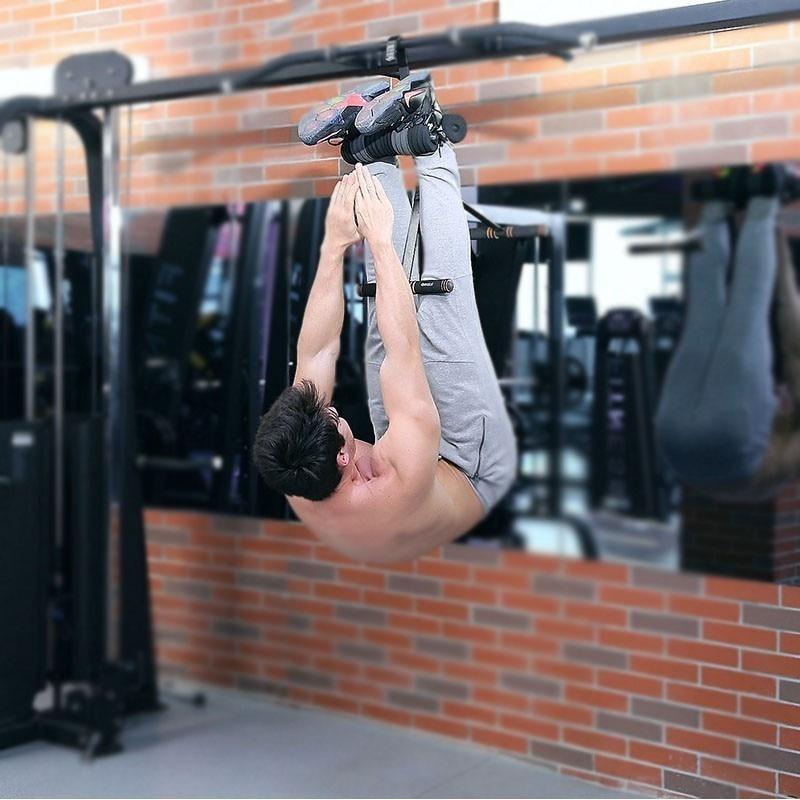 Appareil de remise en forme de crochet d'exercice professionnel de machine de Handstand pour l'équipement d'entraînement de dispositif d'inversion à la maison HW091