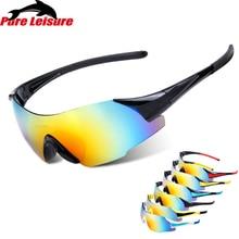 PureLeisure UV400 Radfahren Brille Schutz Polarisierte Bike Brillen MBT Reiten Motorrad Fahrrad Angeln Sonnensegel Sonnenbrillen