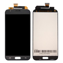 New for Original LCD Screen + Original Touch Panel for Galaxy J3 Emerge / J327 Repair, replacement, accessories цена 2017