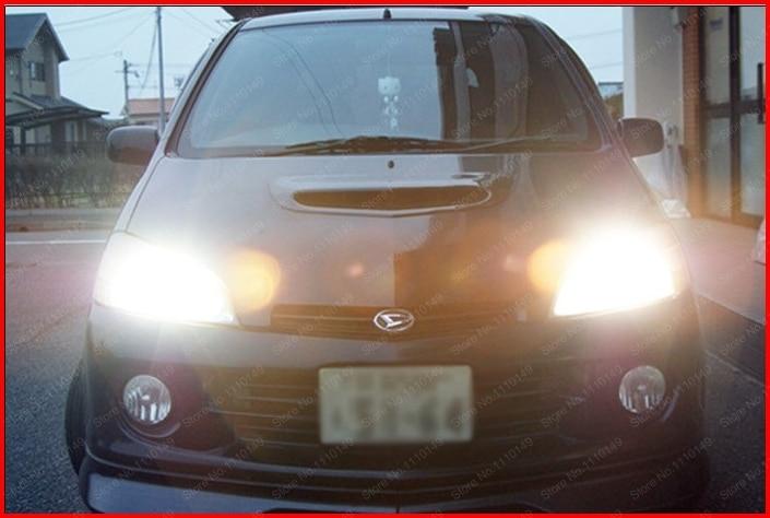 Carcardo 1 par 7.5W H4 Coche LED Lámpara antiniebla H4 faro - Luces del coche - foto 5
