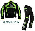 Latest racing suits motorcycle clothing motorcycle clothing drop resistance jersey warm suit (jacket + pants)