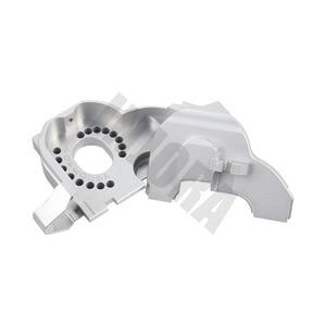 Image 5 - INJORA سبائك الألومنيوم جهاز تثبيت المحرك بالوعة الحرارة ل 1/10 RC الزاحف Traxxas TRX 4 المدافع TRX4 برونكو #8290
