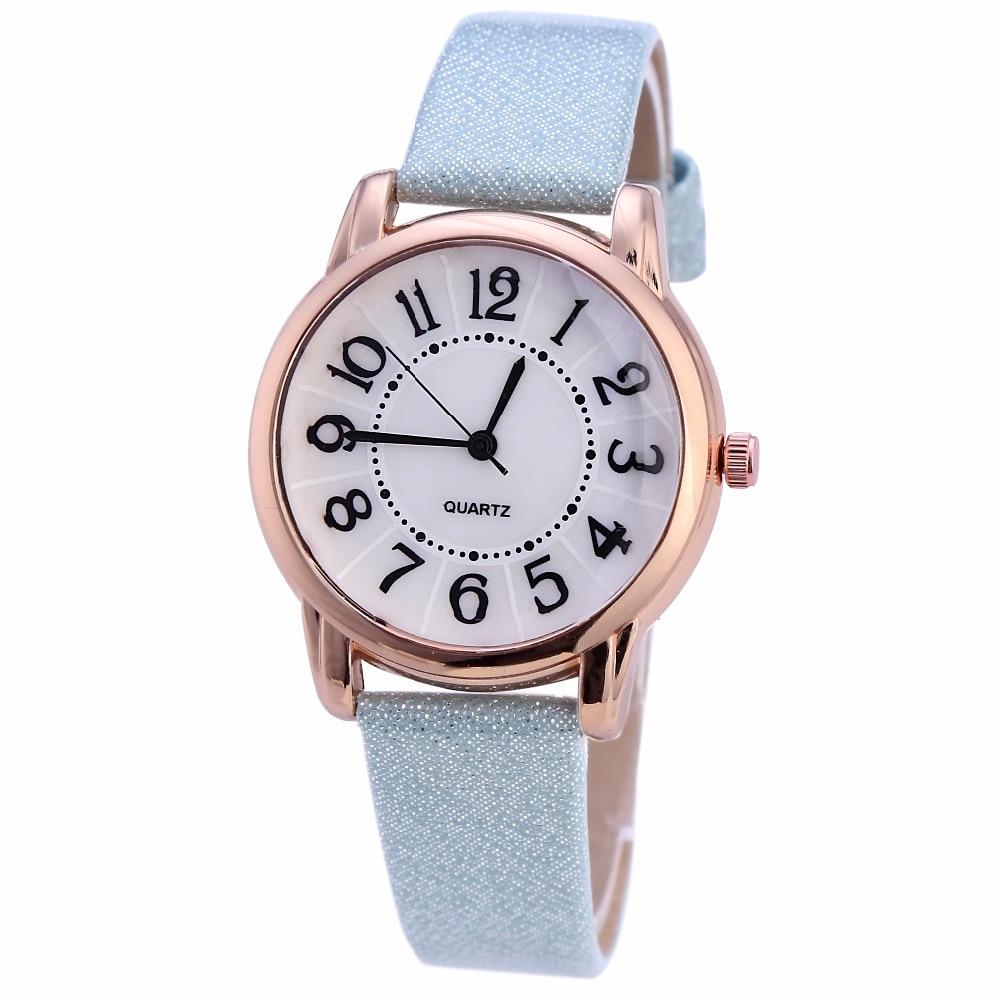 2018 Wrist Watch Women Ladies Brand Famous Wristwatch Female Clock Quartz Watch Girl Quartz-watch Montre Femme Relogio Feminino