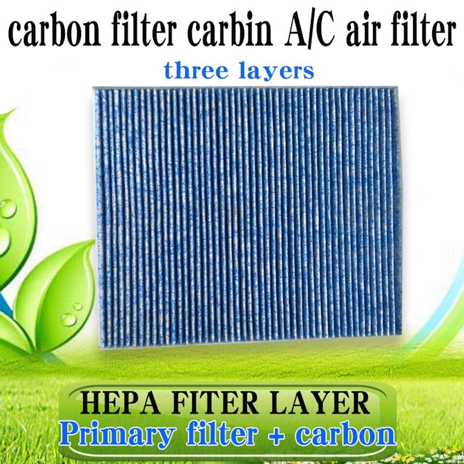 Carbon Filter Carbin A/C Air Filter For Lexus LX570 NX300h