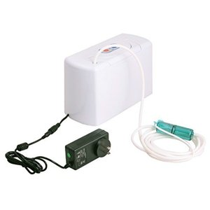 Image 2 - Wholesale price china medical health care equipment travelling portable oxygen concentrator generator for sale