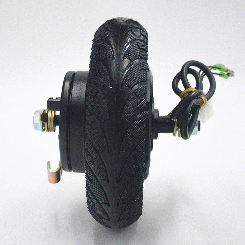 36V 48V 350W piasta silnik elektryczny e-skuter zestaw konwersji bezszczotkowy bezzębny E rower silnik koła skuter zestaw do silnika