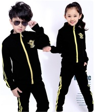 Осень / зима дети в одежда комплект для девочки и мальчики спорт одежда подходит для 100 см до 150 см высота пальто и под брюки