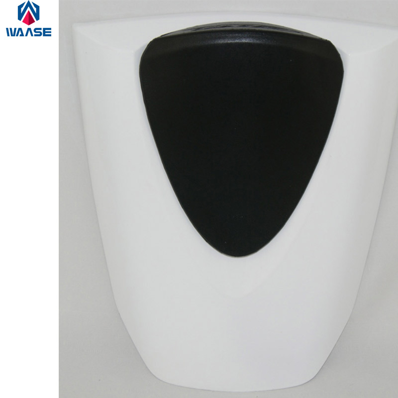 Motorcycle Parts Rear Seat Cover Cushions Tail Section Fairing Cowl White For 2007 2008 2009 2010 Honda CBR600RR CBR 600 RR