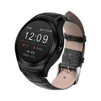 KINCO 1 GB + 16 GB ה-SIM אנדרואיד 5.1 Wifi GPS 3 גרם MTK6580 קצב לב Bluetooth שעון טלפון החכם צג צמיד חכם עבור IOS/אנדרואיד