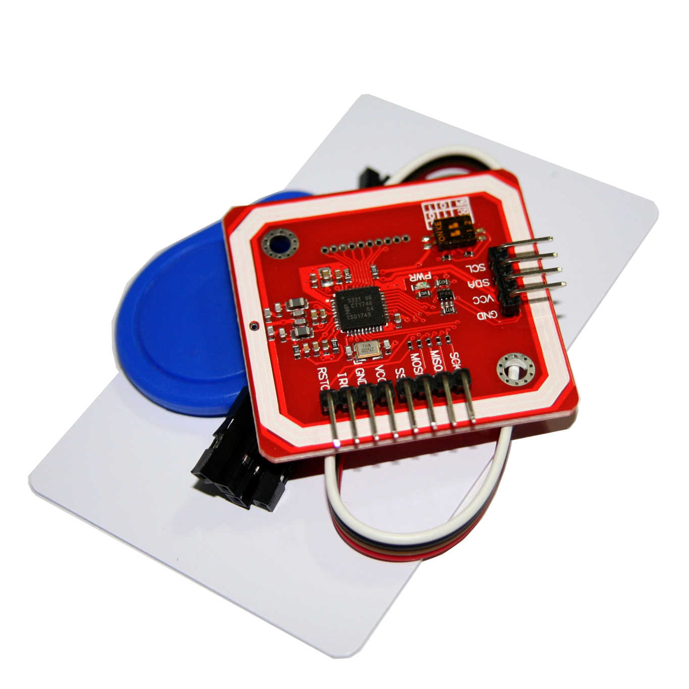 Detail Feedback Questions about PN532 NFC RFID Wireless Module V3
