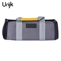 Urijk Tool Kit Yellow Gary Waterproof Oxford Canvas Multifunction Large Capacity Thicken Professional Repair Portable Tools