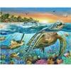 100 Full DIY 5D Diamond Painting Sea Turtle Cross Stitch Diamond Embroidery Patterns Rhinestones Diamond Mosaic