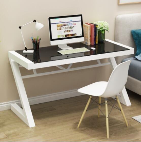 100*60 cm Z style bureaux d'ordinateur bureau d'ordinateur portable sans support de clavier