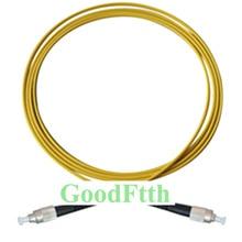 Fiber Patch Cord FC-FC UPC FC/UPC-FC/UPC SM Simplex GoodFtth 100-500m